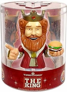 Funko Force Bobble Head Burger King