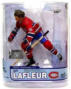 McFarlane Toys NHL Sports Picks Legends Series 5 Action Figure Guy LaFleur (Montreal Canadiens)