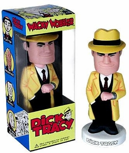 Funko Wacky Wobbler Bobble Head Dick Tracy