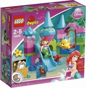 LEGO DUPLO Disney Princess Set #10515 Ariel's Undersea Castle