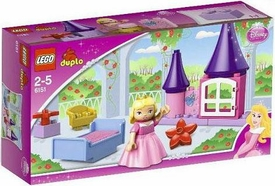 LEGO DUPLO Disney Princess Set #6151 Sleeping Beauty's Room
