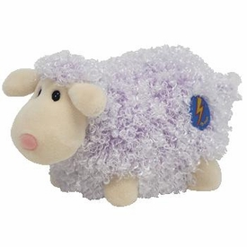 Ty Beanie Baby 2.0 Shearsly the Lamb [Purple]