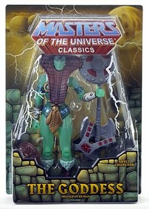 He-Man Masters of the Universe Classics Exclusive Action Figure The Goddess