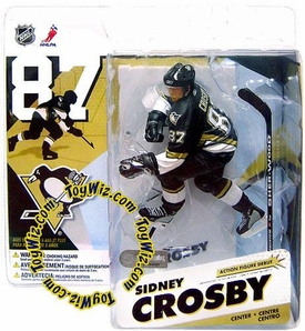 McFarlane Toys NHL Sports Picks Series 12 Action Figure Sidney Crosby (Pittsburgh Penguins)