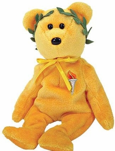 Ty Beanie Baby Store Exclusive Victory the Bear