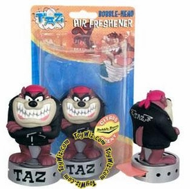 Funko Looney Tunes Bobble Breeze Air Freshener Taz