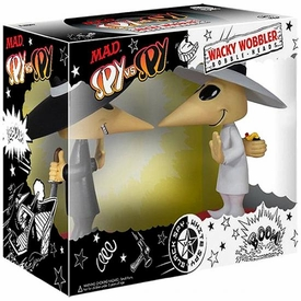 Funko MAD Wacky Wobbler Bobble Head 2-Pack Spy vs Spy
