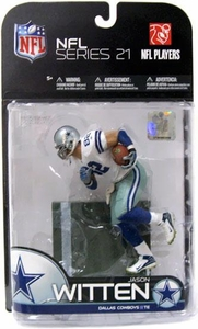 McFarlane Toys NFL Sports Picks Series 21 [2009 Wave 2] Action Figure Jason Witten (Dallas Cowboys)