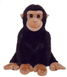 Ty Beanie Baby Weaver the Monkey
