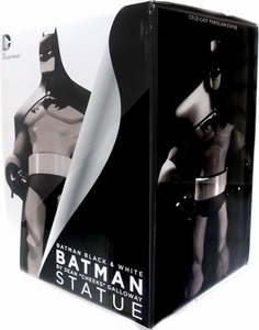 DC Collectibles Batman Black & White Statue Sean