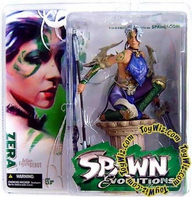 McFarlane Toys Spawn Series 29 Evolutions Action Figure Zera