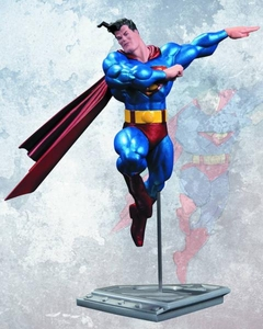 Diamond Select DC Comics Frank Miller Statue All New Metallic Superman