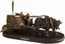 Mage Knight Limited Edition Figure Atlantis Guild Chariot Atlantean Ram