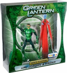Green Lantern Movie Masters Exclusive Action Figure 2-Pack Hal Jordan & Krona