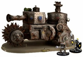 Mage Knight Limited Edition Figure Dwarven Steam Behemoth