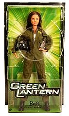 Green Lantern Movie SDCC 2011 San Diego Comic-Con Exclusive FIgure Carol Ferris