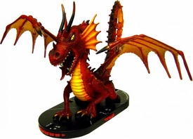 Mage Knight Limited Edition Figure Great Fire Dragon