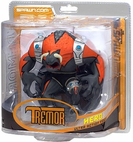 McFarlane Toys Spawn Series 32 Adventures of Spawn 2 Action Figure Tremor [Orange]