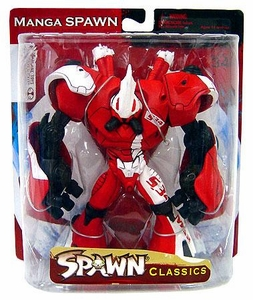 McFarlane Toys Spawn Series 34 Neo-Classics Action Figure Manga Spawn Robot 2