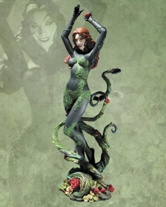 DC Comics Cover Girls Statue Poison Ivy  Pre-Order ships September