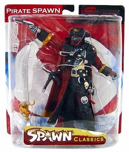 McFarlane Toys Spawn Series 34 Neo-Classics Action Figure Pirate Spawn 2