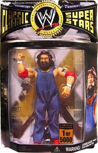 WWE Jakks Pacific Wrestling Classic Superstars Collector Series Action Figure Limited Edition Hillbilly Jim