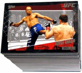 UFC Topps Ultimate Fighting Championship 2010 Championship 200-Card Complete Base Set GREAT DEAL!
