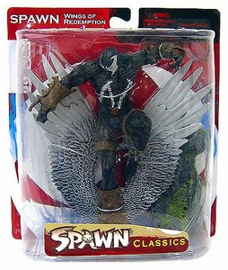 McFarlane Toys Spawn Series 34 Neo-Classics Action Figure Wings of Redemption Spawn 2