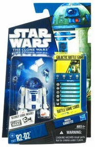 Star Wars 2010 Clone Wars Animated Action Figure CW No. 27 R2-D2