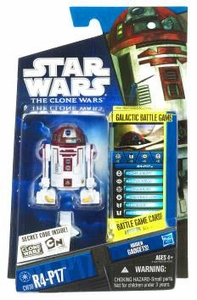 Star Wars 2010 Clone Wars Animated Action Figure CW No. 30 R4-P17