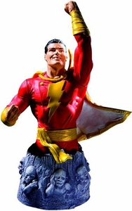 DC Direct Heroes of the DC Universe Bust Shazam!