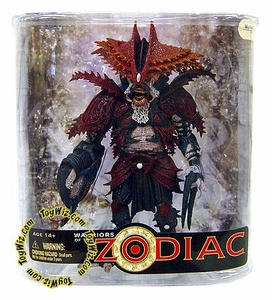 McFarlane Toys Warriors of the ZodiacSeries 1 Action Figure Cancer