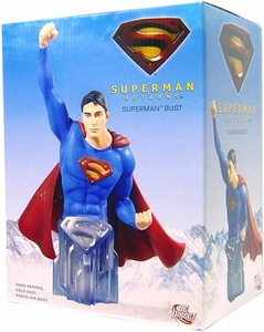DC Direct Superman Returns Superman Bust
