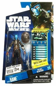 Star Wars 2010 Clone Wars Animated Action Figure CW No. 13 Cad Bane BLOWOUT SALE!
