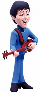 McFarlane Toys Rock 'n Roll Beatles Saturday Morning Cartoon Action Figure Paul McCartney