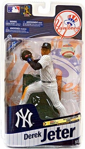 McFarlane Toys MLB Sports Picks Series 27 Action Figure Derek Jeter (New York Yankees)