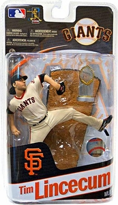 McFarlane Toys MLB Sports Picks Series 27 Action Figure Tim Lincecum (San Francisco Giants)