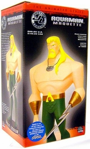 Justice League Animated Aquaman Maquette