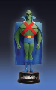 Justice League Animated Martian Manhunter Mini Maquette