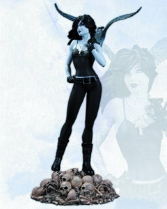 Diamond Select Vertigo Cover Girls Statue Death