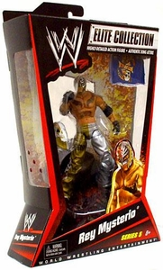 Mattel WWE Wrestling Elite Series 5 Action Figure Rey Mysterio BLOWOUT SALE!