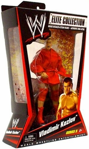 Mattel WWE Wrestling Elite Series 5 Action Figure Vladimir Kozlov