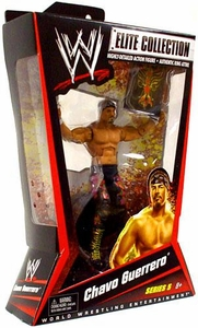 Mattel WWE Wrestling Elite Series 5 Action Figure Chavo Guerrero