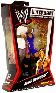 Mattel WWE Wrestling Elite Series 5 Action Figure Jack Swagger BLOWOUT SALE!