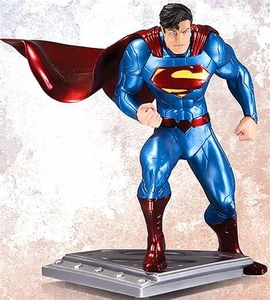 DC Collectibles Man of Steel Jim Lee Superman Statue Pre-Order ships August