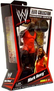 Mattel WWE Wrestling Elite Series 5 Action Figure Mark Henry