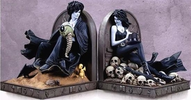 DC Collectibles Vertigo Sandman & Death Bookends Pre-Order ships April