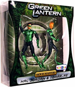 Green Lantern Movie Masters Exclusive Action Figure 2-Pack Hal Jordan & Tomar-Re