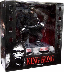 McFarlane Toys Movie Maniacs Series 3 Deluxe Action Figure King Kong Damaged Package, Mint Contents!
