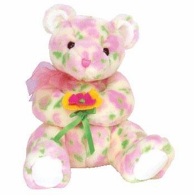 Ty Beanie Buddy Bloom the Bear